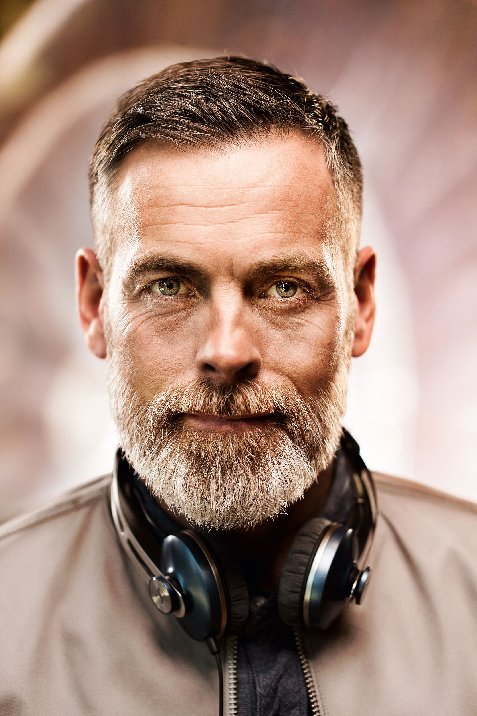 Blaupapier Ewe Bildretusche SoundModul Portrait