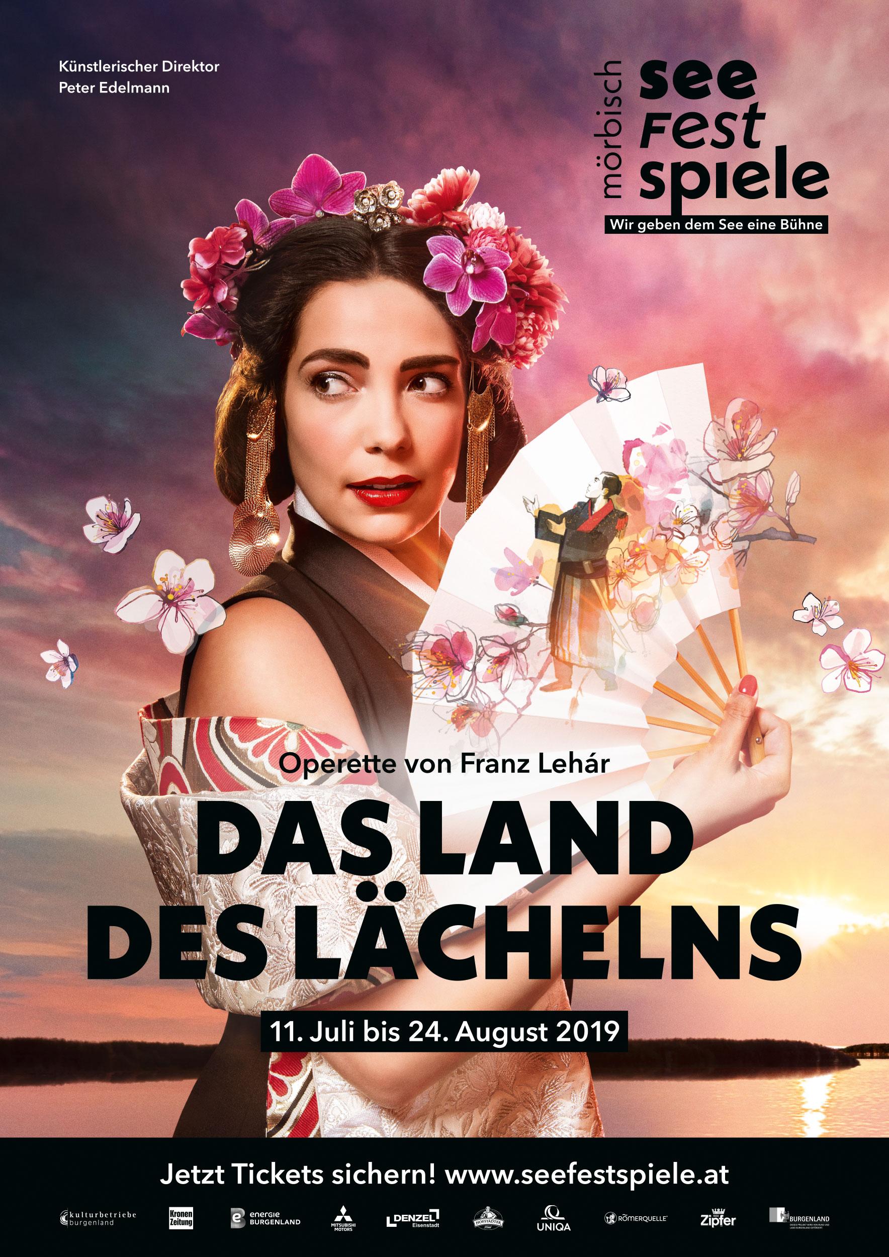 Blaupapier Bildretusche Litho Moerbisch Land D Laechens Poster