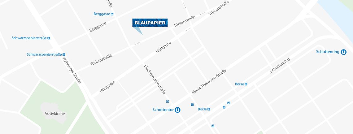BP Stadtplan